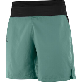 Salomon XA Training Shorts Herre balsam green